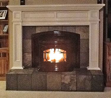 Pellet Stove Fireplace Insert Installation by Fireplace Insert Custom Installations Jackson Ca
