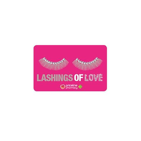 Gift Card Prices - priceline lashings of love gift card prices vary 2013 christmas gift guides the