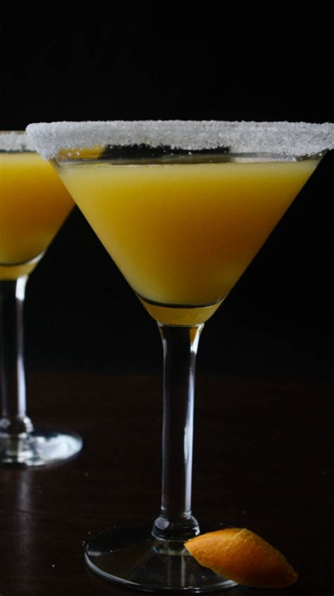 martini orange orange martini daily appetite