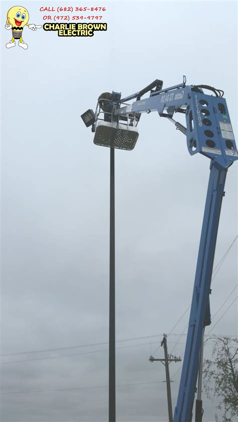 parking lot light repair carrollton commercial electrician services carrollton