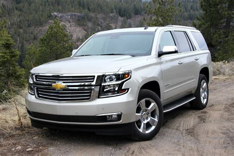 2015 chevy tahoe gmc yukon denali review