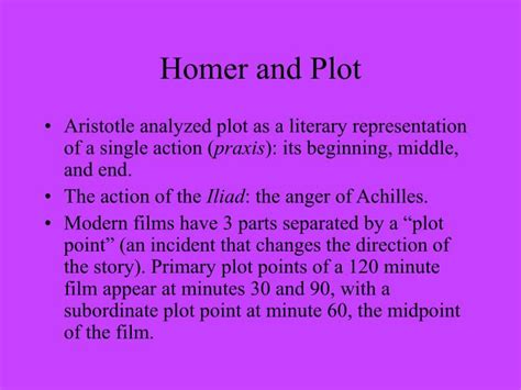 themes of the story iliad ppt the iliad powerpoint presentation id 1228365