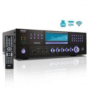 bluetooth home digital stereo audio theater power