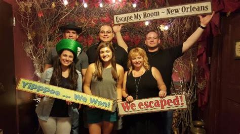 escape my room escape my room picture of escape my room new orleans tripadvisor