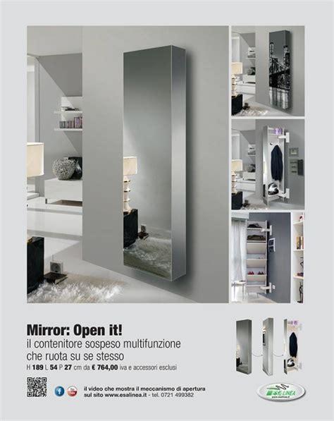 armadio sospeso mirror armadio sospeso a specchio moderno