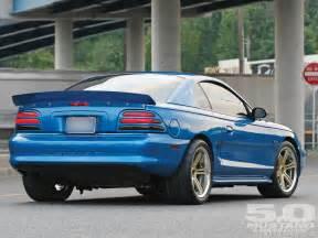 1994 Ford Mustang Gt M5lp 1204 08 1994 Ford Mustang Gt Edelbrock Victor Jr