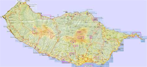 0004488997 carte touristique madeira en infos sur carte madere arts et voyages