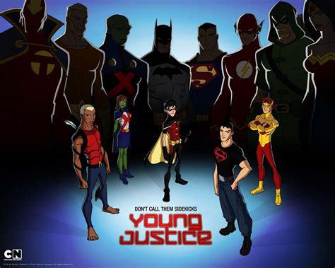 imagenes justicia joven justicia joven la serie animada la cueva del lobo