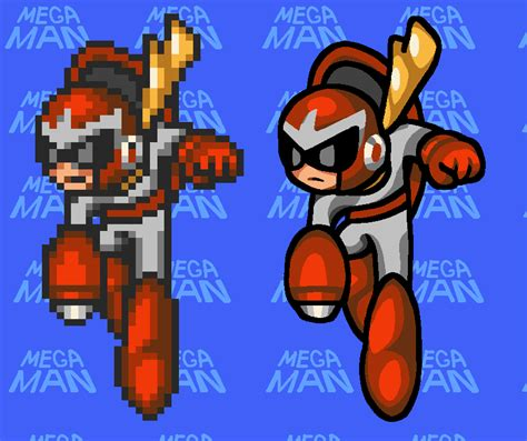 3 Paintings Mm7 by Mm7 Protoman By Thecartoonguy13 On Deviantart
