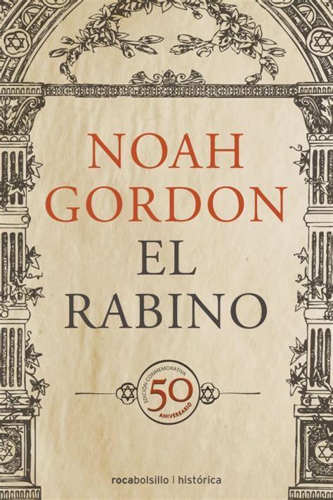 libro el rabino rocabolsillo historica el rabino noah gordon roca libros