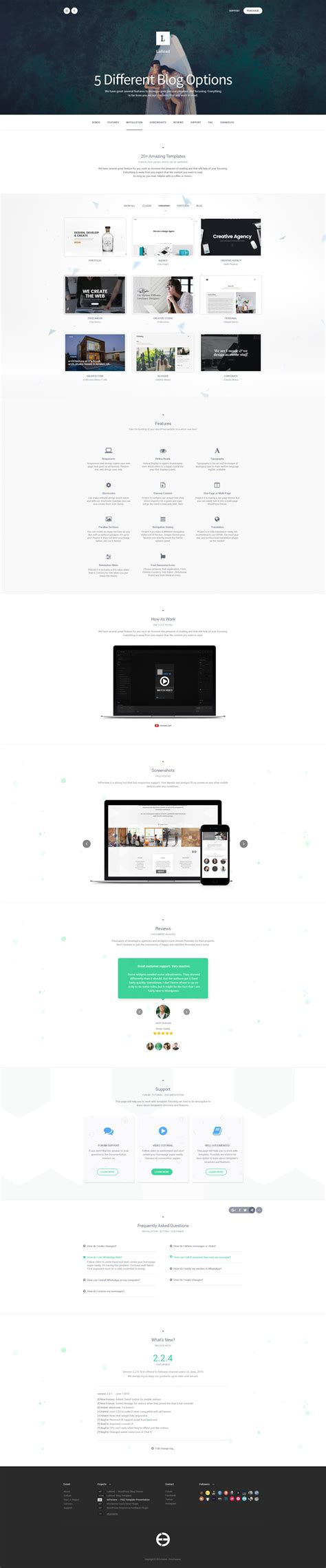 project x presentation template for envato authors by