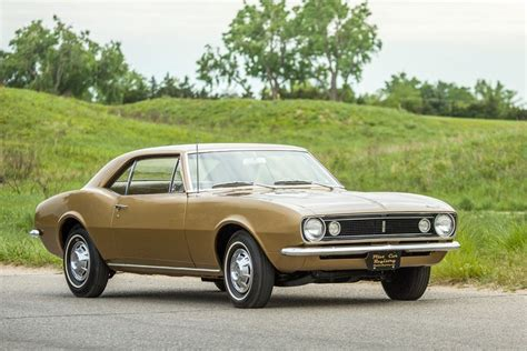 first chevy ever made 7 things you probably didn t know about the 1st camaro
