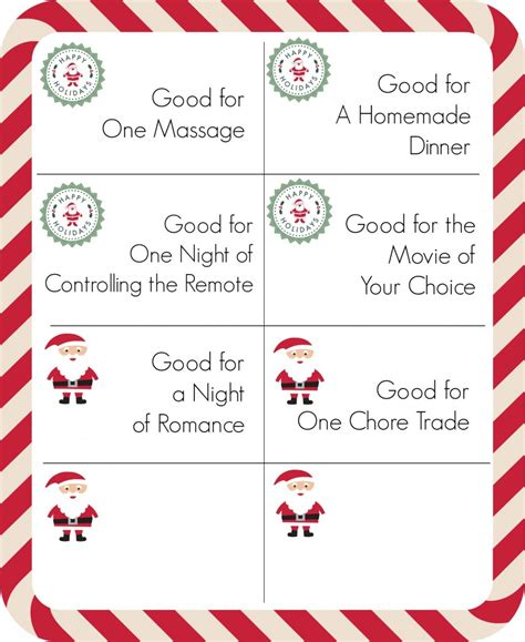 Secret Santa Gift Card - secret santa sweetheart gift card printable me myself and jen pinterest