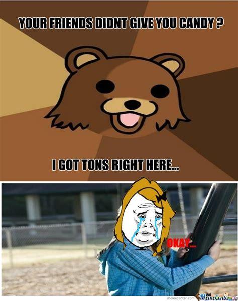 Meme Candy - pedobear gives free candy by itsweird meme center