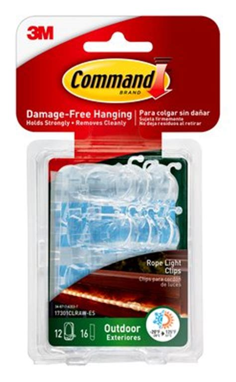 Command Light by Command Outdoor Rope Light