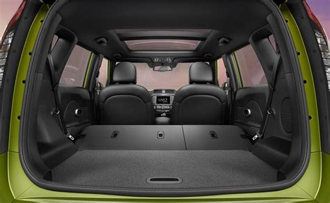 Kia Soul Cargo Dimensions Review The 2014 Kia Soul Is A Flirty Compact Ride