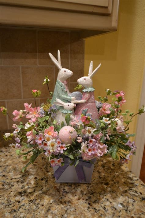 Kristen S Creations Easter Arrangements Easter Arrangements Centerpieces