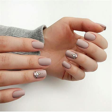 Acryl Nail by Squoval Acrylic Nails Best Nail Designs 2018