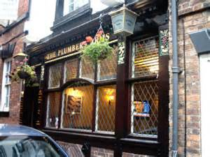 Plumb Center Chester by Chester Tourist The Plumbers Arms