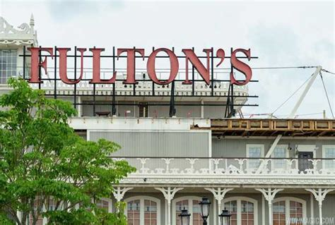 fulton s crab house to reopen in the fall as paddlefish