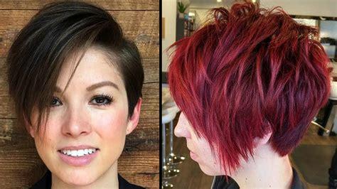 corte de cabello corto para mujer youtube cortes de cabello cortos para mujer modernos 2017 youtube