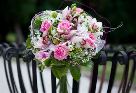 Wedding Flower Bunch by Wedding Bunch Of Flowers Stock Photo Image 53193113