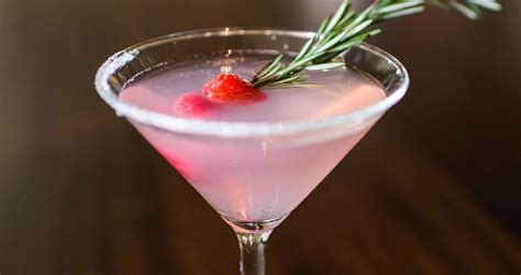 martini mistletoe drink of the week mistletoe martini from davio s boston