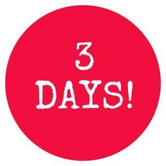 Three Days - 3 day countdown walter foster books