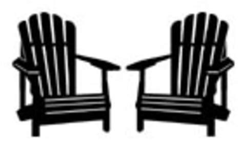 Chair Silhouette Beach Chair Clipart Black And White Clip Art Library