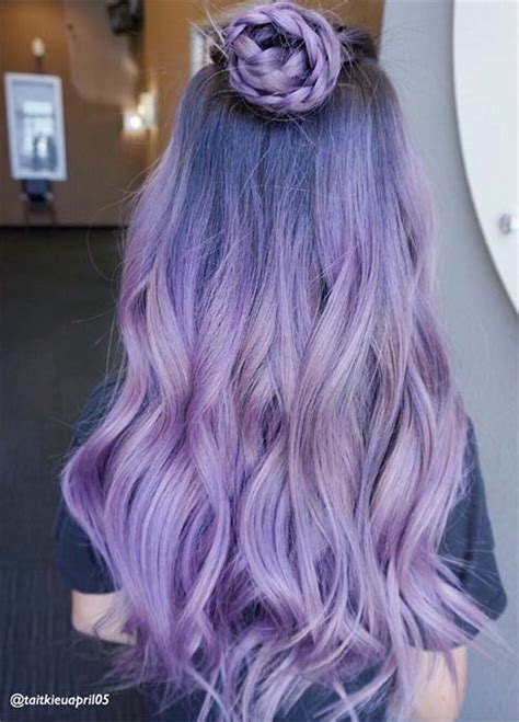 lilac hair color lilac hair vanityhag of lilac hair color dagpress