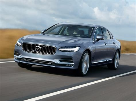 volvo sedan the volvo s90 luxury sedan is ready to compete with audi
