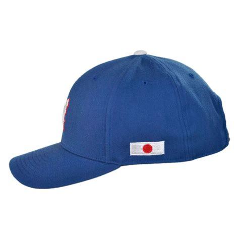 kangol japan nations 110 adjustable baseball cap hats
