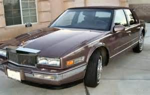 1987 Cadillac Seville 1987 Cadillac Seville