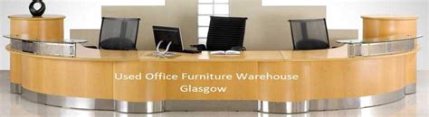 used office furniture in glasgow