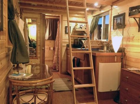 tiny house hotel caravan hotel lets guests live tiny even while on the road