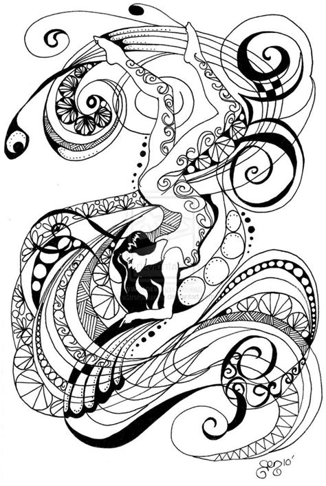 zentangle pattern xircus circus by astraldreamer on deviantart doodles