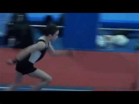 youtube front layout front handspring layout 1 1 2 vault youtube