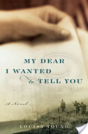dear you books my dear i wanted to tell you a novel by louisa