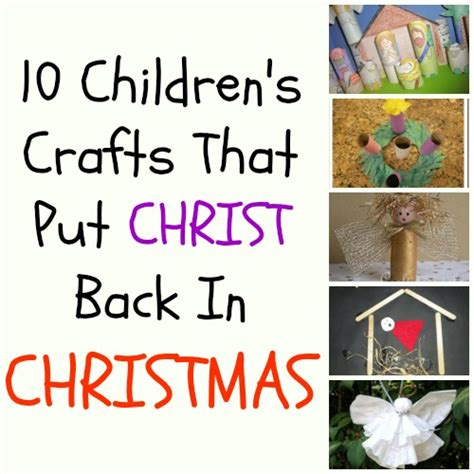 christmas sunday school craft crafts time for