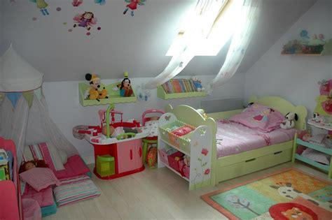 d馗o chambre fille 3 ans idee deco chambre fille 2 ans visuel 3
