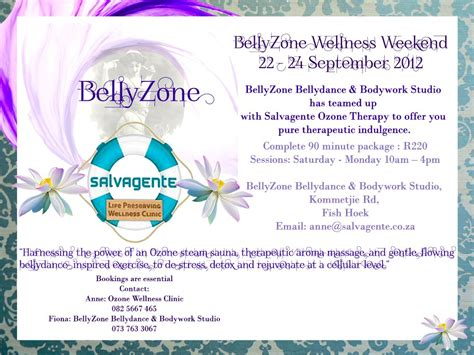 ozone treatment for house belly dance meets ozone the bellyzone wellness weekend