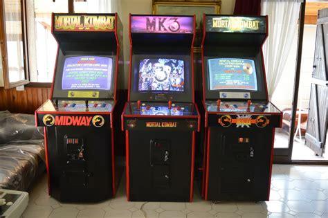 Mortal Kombat Cabinet by Mortal Kombat Cabinet Cabinets Matttroy