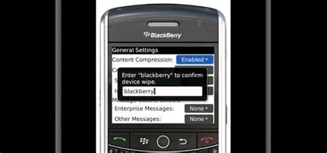 reset blackberry onyx how to master reset and factory reset your blackberry