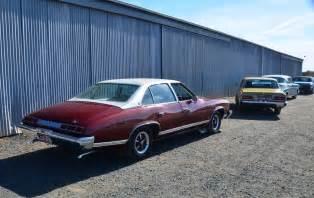 Gto Pontiac Cc Capsule Monday Morning Rarities 1973 Pontiac Luxury
