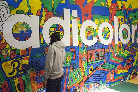murals  adidas finish  collaboration