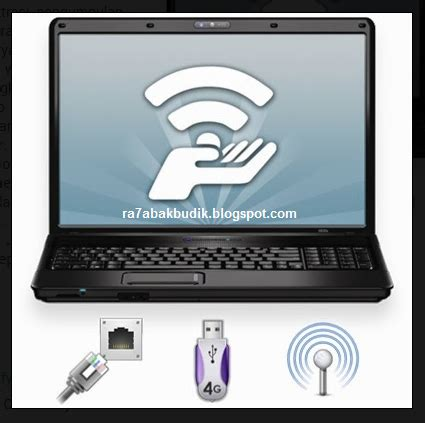 cara membuat jaringan wifi di kantor ra7a bakbudik cara membuat jaringan hotspot