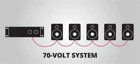 70 volt volume wiring diagram audio