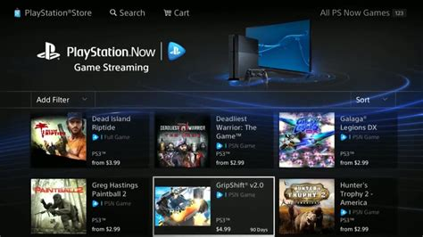 how works on ps4 how well does playstation now work on ps4 polygon