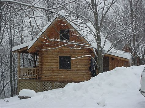 Teeny Tiny Update On A Cold And Wintry Nighti by We Build Woods Tough Tiny Green Cabins