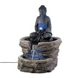 zen serenity buddha home decor electric water